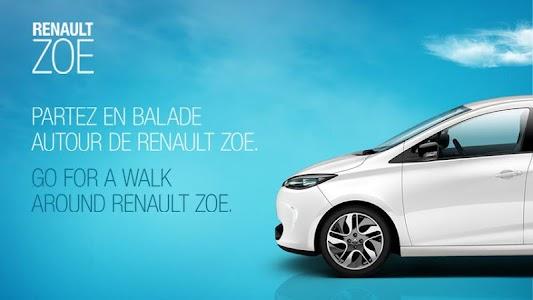 Renault ZOE für DE screenshot 8