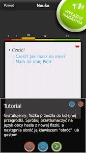 FISZKI Angielski Słownictwo 4 screenshot 1