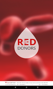RED DONORS‏ screenshot 7