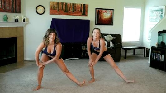 Fun Dance Exercise Workout screenshot 4