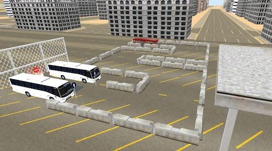 Bus Parking 3D Driver screenshot 19