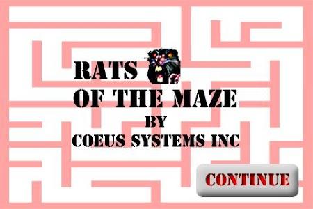 Rats of the Maze screenshot 4