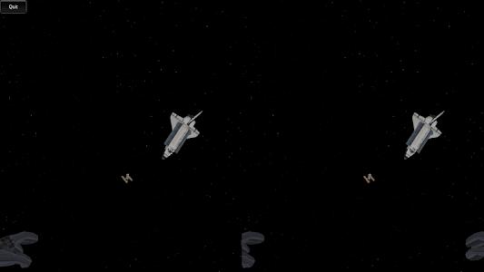 VR Space Walk screenshot 5