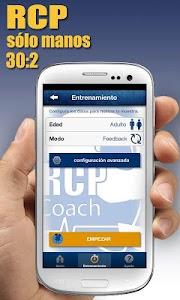 RCP Coach screenshot 2