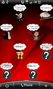Daily Cartoon014 LWP & Clock screenshot 6
