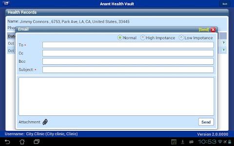 Anant Health Vault screenshot 4