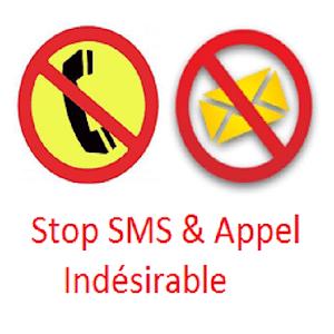 Blocage SMS et Appel
