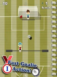 Paper Goalie screenshot 5