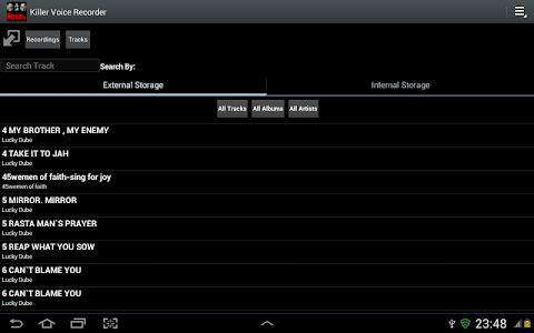 Killer Voice Recorder Pro screenshot 10