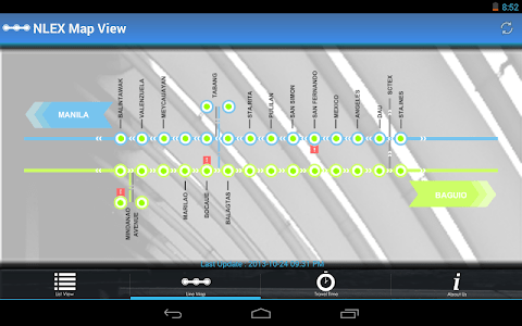 NLigtas - NLEX Traffic Updates screenshot 7