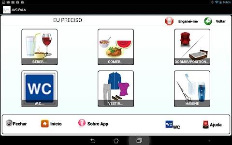 Dar Voz ao AVC  Free(MulherPt) screenshot 0