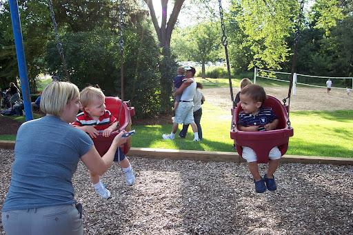 Swinging with W