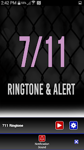 7/11 Ringtone and Alert screenshot 2
