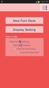 50 Hearts Fonts Style screenshot 0