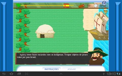 Colonização Portuguesa screenshot 2
