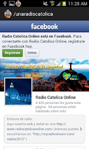 Radio Católica Online screenshot 1