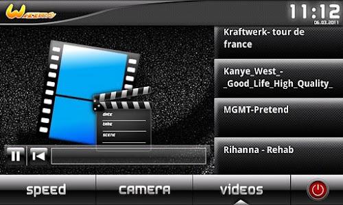 Wizzmo Car System screenshot 1
