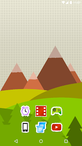 Sticko - Icon Pack screenshot 2
