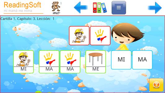 Curso 1 Aprender a Leer screenshot 15