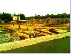 निर्माण स्थल