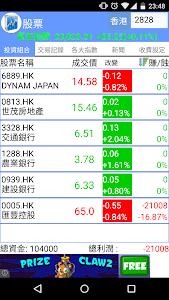 Stock records screenshot 0