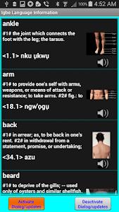 Learn to speak Igbo Language screenshot 7