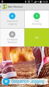Sequence Jogging screenshot 0