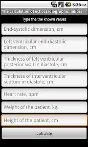 Echocardiography screenshot 0
