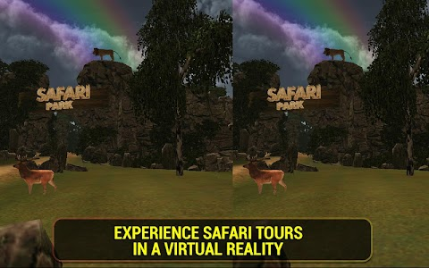 Safari Tours Adventures VR 4D screenshot 0