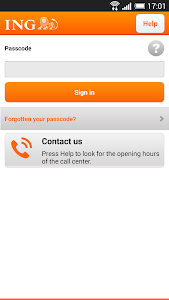 ING Corporate Card App screenshot 0