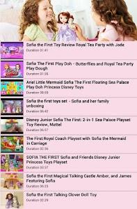 Sofia The Toys Review screenshot 0