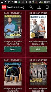 Revista Franquia e Negócios screenshot 6