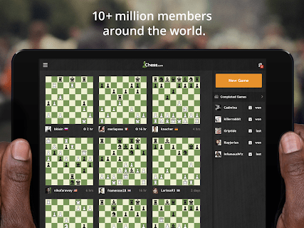 Chess - Play & Learn screenshot 11