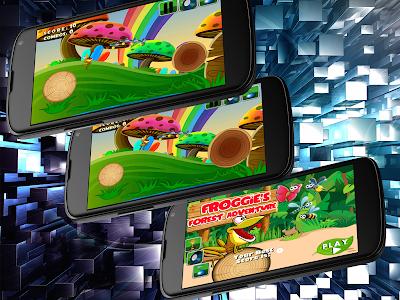 Froggie's Forest Adventure! screenshot 4