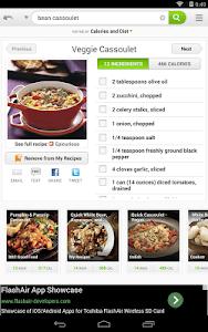 Vegetarian Recipes & Nutrition screenshot 12