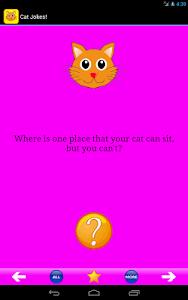 Cat Jokes! screenshot 2