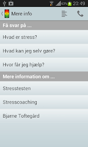 Stresstesten screenshot 4
