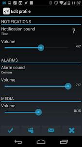 Smart Sound Profiles Trial screenshot 4