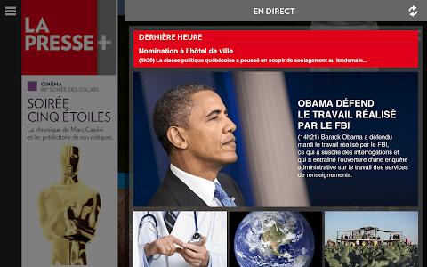 La Presse+ screenshot 14