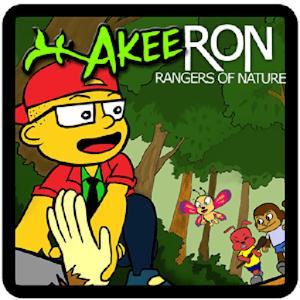 AkeeRON Comic