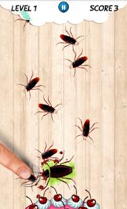 Cockroach smash Insect Crush screenshot 3