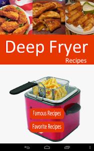 Deep Fryer Recipes screenshot 5