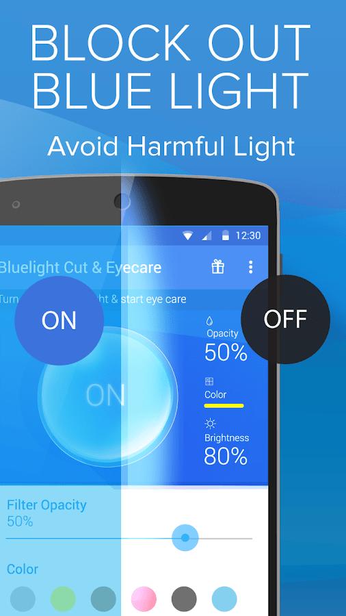 Blue Light Filter