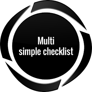Multi Simple Checklist free apk