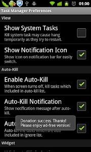 Payment Module screenshot 1