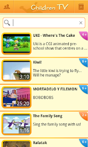 Children TV ~ videos for kids screenshot 0
