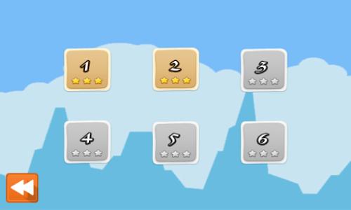 Flappy Rocket screenshot 1