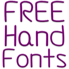 download Fonts Hand for FlipFont® Free file for android
