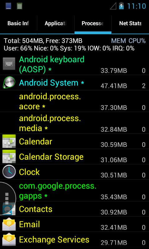 Quick System Info PRE Android Apps on Google Play