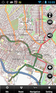 Oslo Offline Map screenshot 1